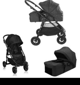 Коляска , Baby jogger siti versa 2 в 1