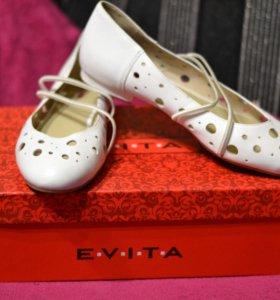 Балетки Evita