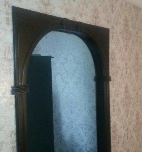 Арка дверная венге