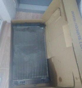 Радиатор на фольцваген пассат б5+