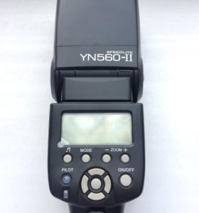 Вспышка для sony yongnuo 560II