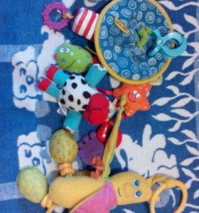 Все 3 Игрушки для малышей