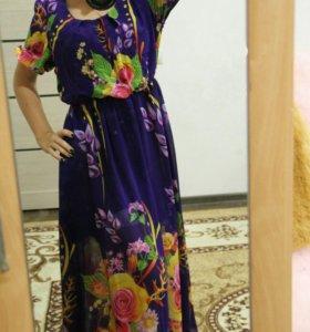 Шифоеовое платье