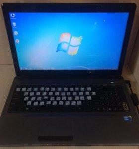 Ноутбук Asus A52F i3
