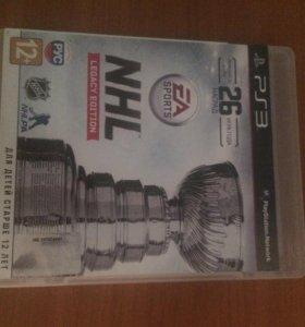NHL legacy edition PS3 пс3