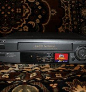 Продам видеоплеер sony SLV-XA37ME/SG