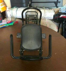 Багажник и сиденье для детей