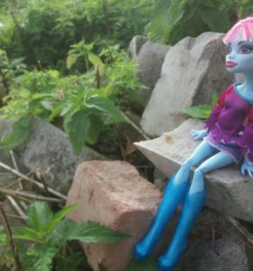 Кукла Монстр Хай Эбби Боминейбл Monster High