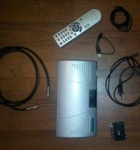 Новый цифровой приемник. TVHELP-С201 DVB-C (SD,HD)