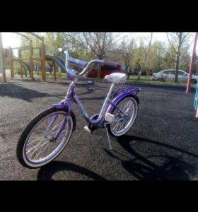 Детский велосипед  STELS PILOT 200 GIRL 20