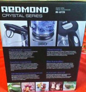 """,, Новый,, Электрический чайник """"REDMOND"""""""