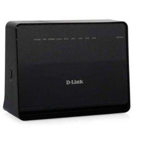 Роутер wi-fi D-link Dir 815