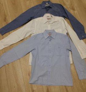 Рубашки на мальчика, р.140-146 (32)
