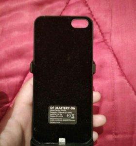 Портативная батарея на айфон