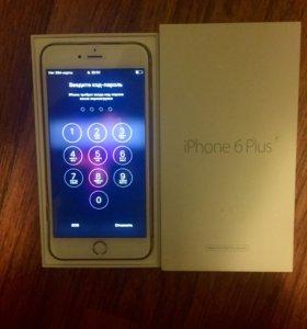 Айфон 6 Plus 64Gb обмен или продажа