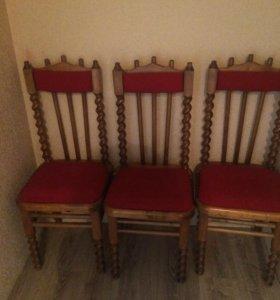 Продам очень старинные стулья!