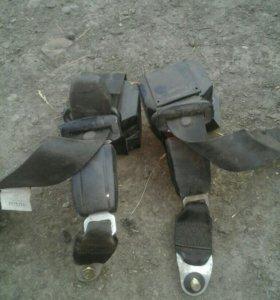 Продам задние ремни безопасности на классику
