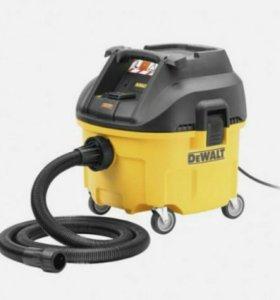 Промышленный пылесос DeWalt DWV900L-QS