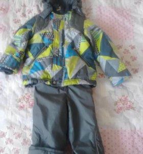 комплект полукомбез+куртка