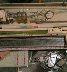 Вязальная машина Бразер kn881