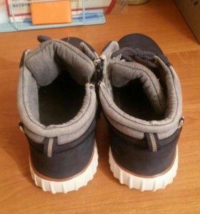 Ботинки на мальчика 36 размера