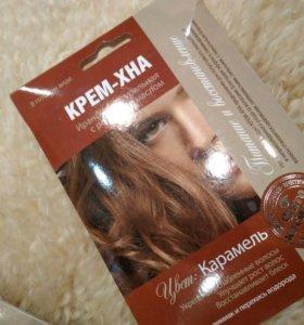 Краска для волос Хна