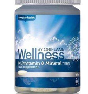 Мультивитамины и минералы для мужчины