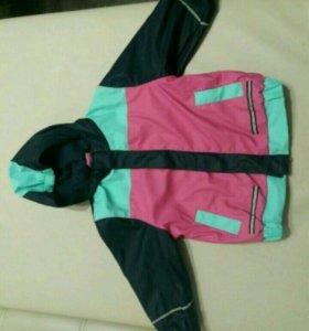 Курточка-дождевик