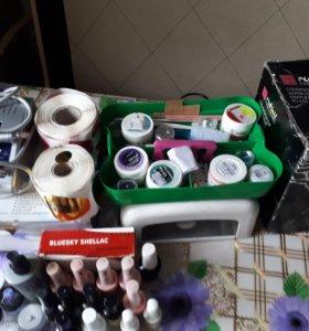 Набор для наращивания ногтей