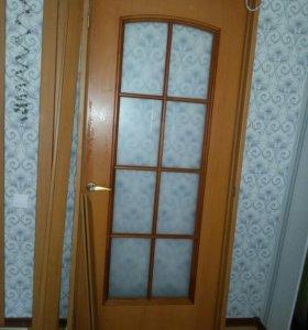 двери р.р 2 метра на 80 см