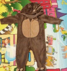 Продам костюм медведя.