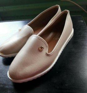 Новые женские туфли балетки