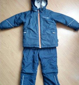 Зимний костюм  Crockid р.104-110