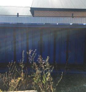 Емкость бассейн контейнер 3,8 м3