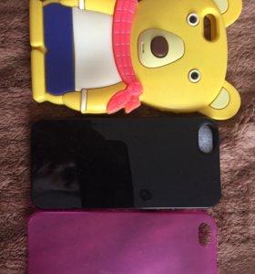 Чехол на iPhone 5,5 s,se