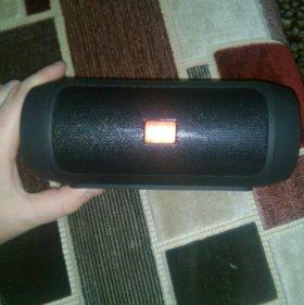Колонка JBL Charge 2+ black