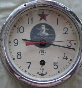 часы настенные каютные