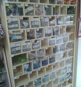 Шкаф для мелких вещей ( саморезы, дюбеля и т.д )