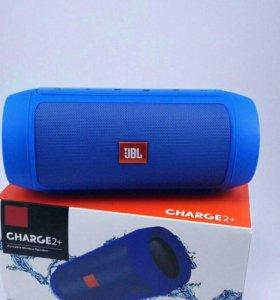 Колонка Charge 2+ и + подарок Спинер Фосфорный
