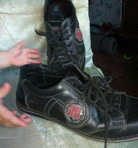 Ботинки,37 размер
