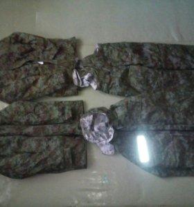 Комуфлированный костюм