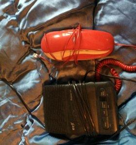 радио и станц телефоны
