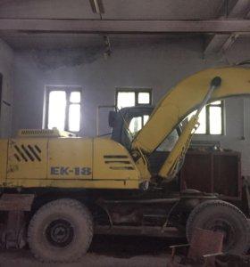 Эксковатор ЕК 18-20