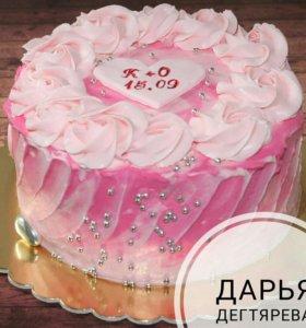 Торты и другие вкусняшки