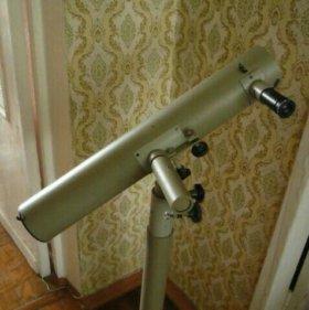 """Телескоп """"Алькор"""" зеркальный,большой на треноге"""