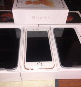iPhone 6s (новые, оригинал)