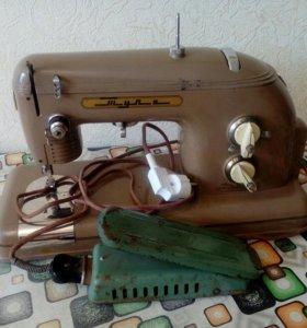 Швейная машинка, электрическая, тула