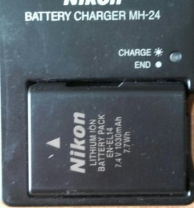 Nikon battery charger mh-24