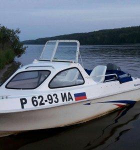 Продам катер аквалайн 150