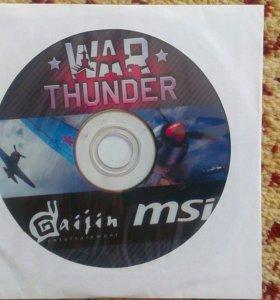 War Thunder (код на донат)